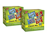 Nabisco Classic Cookie and Cracker Mix Variety Pack (20-Count Boxes, 2-Pack)