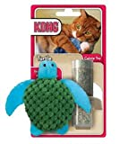 KONG Turtle Refillable Catnip Toy, My Pet Supplies