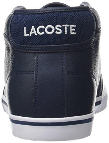 Hautes Nvy Lacoste Ampthill Cam 2 118 Wht Baskets Bleu Homme Xx4Fq1x