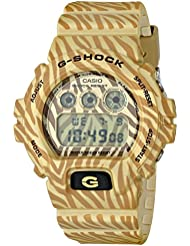 Casio G-Shock Digital Dial Resin Quartz Mens Watch DW6900ZB-9