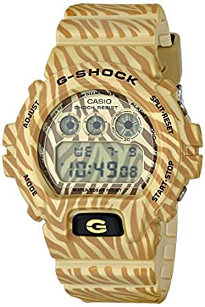 Casio G-Shock Digital Dial Resin Quartz Men's Watch DW6900ZB-9