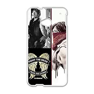 DAZHAHUI Daryl Dixon Cell Phone Case for HTC One M7 BY RANDLE FRICK by heywan