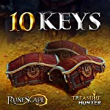 10 Treasure Hunter Keys: RuneScape 3 [Instant Access]