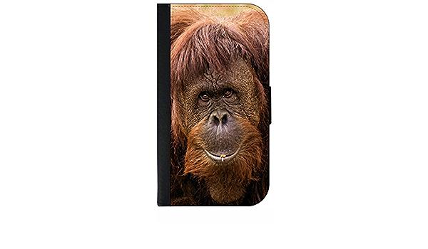 Amazon.com: Bornean Orangutan - Wallet Phone Case for The iPhone ...