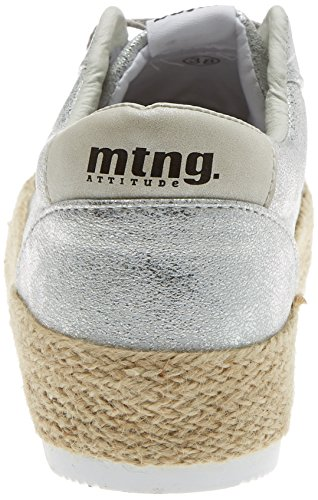 Argent Caribe MTNG de Fitness Chaussures Plata Chispa Femme w6qAqXx7