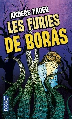 Les Furies De Boras Et Autres Contes Horrifiques By Anders Fager 2016-01-14