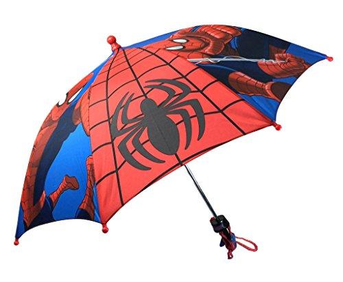 Marvel Spiderman Umbrella 3D Handle for kids