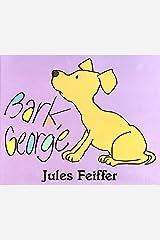 Bark, George Hardcover