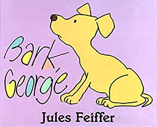 book cover of Bark, George