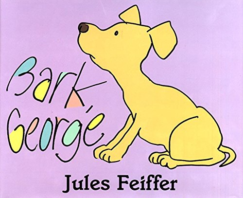 Image result for bark george picture book