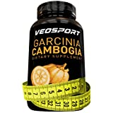 Premium Garcinia Cambogia Extract with HCA, Extra Strength 1600 mg Capsules, Proven Diet Pills Used by Real Athletes! The Best Fat Burner / Weight Loss Supplement Made In The USA