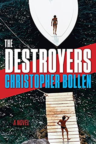 book cover of The Destroyers