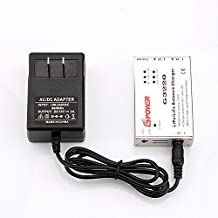 ZJchao New Speed Balance Charger Adapter for Parrot AR Drone 2.0 LiPo Battery with 12V Adapter Plug