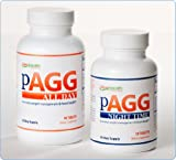 PAGG Stack Supplement System – One Month Supply as specified in 4 Hour Body