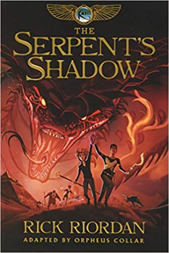 the serpents shadow kindle
