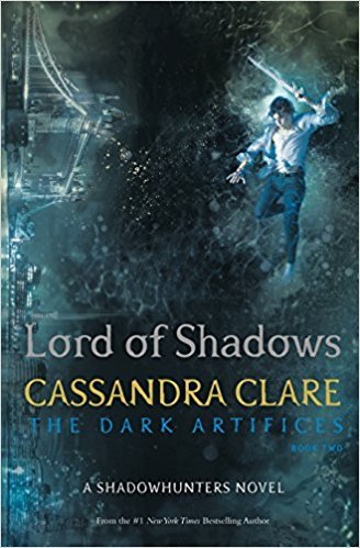 [By Cassandra Clare] Lord of Shadows (The Dark Artifices) Standard Edition (Paperback)【2017】by Cassandra Clare (Author) [1865]