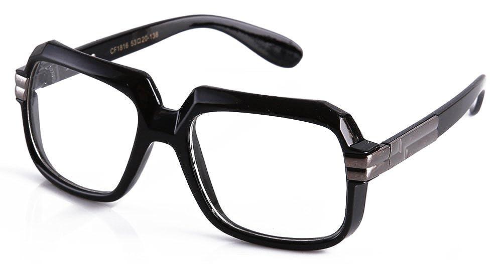 Newbee Fashion - IG 80's RUN DMC Old School Rapper Hip Hop DJ Glasses CF1816v3