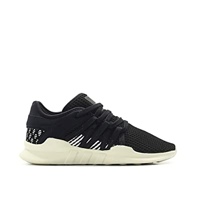 adidas Equipment Racing ADV Womens in Core Black/Off White, 5