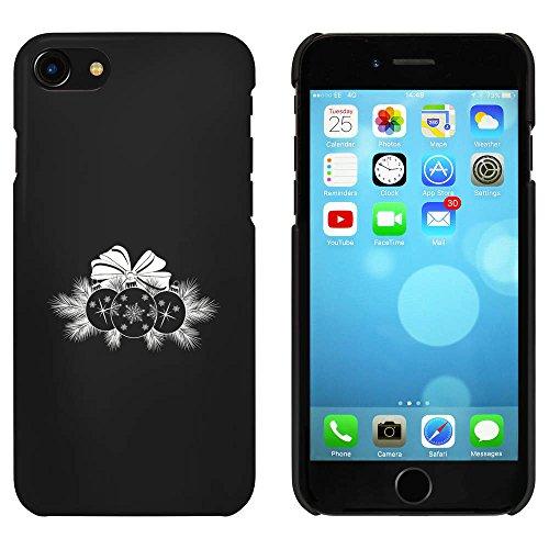 Noir 'Babioles de Noël' étui / housse pour iPhone 7 (MC00073667)