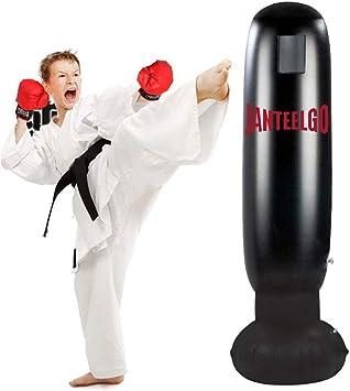 Taekwondo Foot Target Kick Pad Boxing MMA Training Punching Bag For Adult Kids