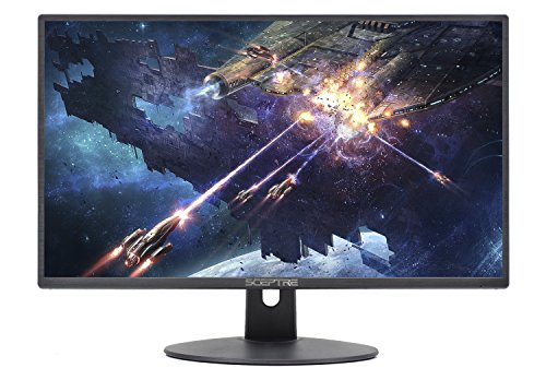Sceptre 20 Inch LED Gaming Monitor 75Hz 1600x900 HDMI VGA Build-in Speakers, Metal Black 2018