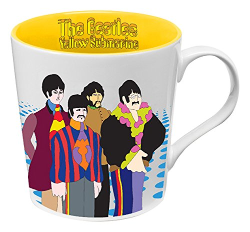 Beatles Mug (Vandor The Beatles Yellow Submarine 12 Ounce Ceramic Mug (73061))