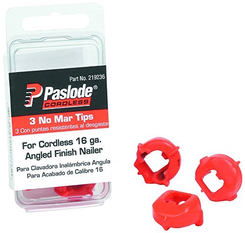 Paslode 219236 No Mar Tips for Angled Finish Nailers