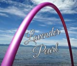 5/8″ Lavender Pearl PolyPro Practice Hula Hoop – You Choose Your Size (32 Inch) For Sale