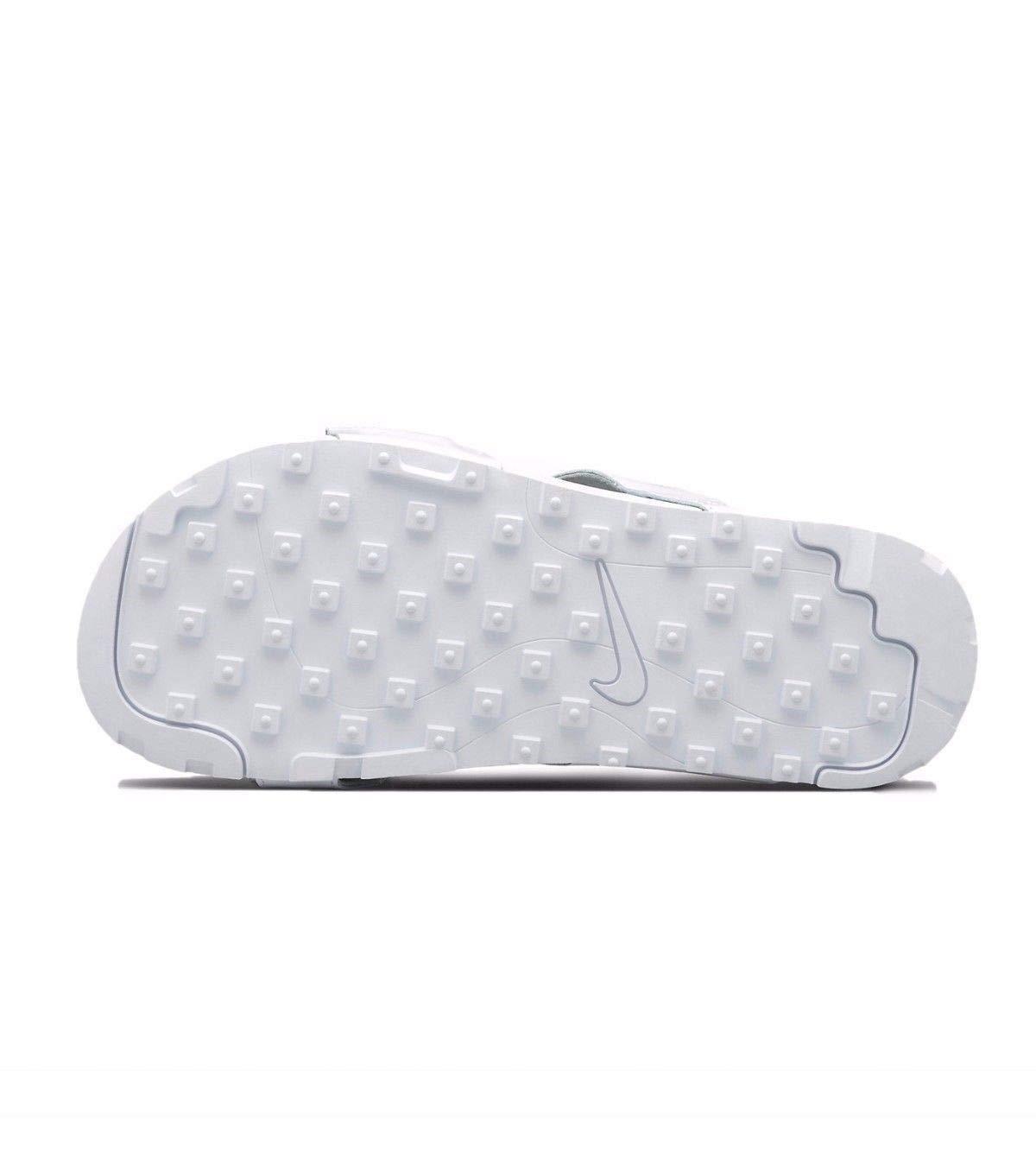 14e1ef2328ac Amazon.com  Nike Taupo 849756-100 White Blanc Men s Sandals Size 10 (1R12)   Sports Collectibles