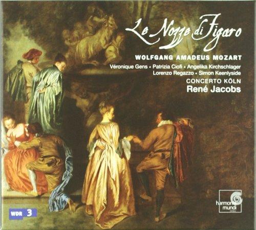 Mozart: Le Nozze di Figaro (Wolfgang Amadeus Mozart Le Nozze Di Figaro)