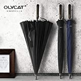 OLYCAT 24K Straight Long Umbrella Windproof Strong