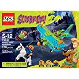 LEGO Scooby-Doo Mystery Plane Adventures, Comes With 128 Pieces