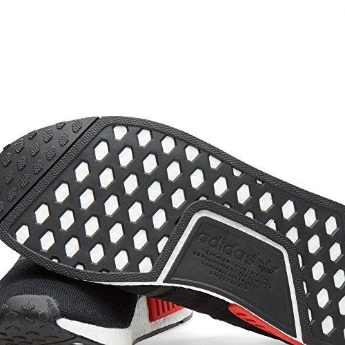 Adidas Originaler Kvinners Nmd_r1 W Pk Sneaker Cblack / Cblack / Cblack