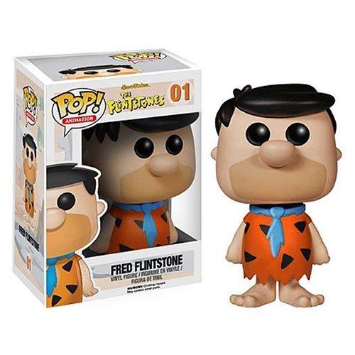 Flintstones Fred Flinstone Pop! Vinyl Figure (Funko Pop Barney Rubble)
