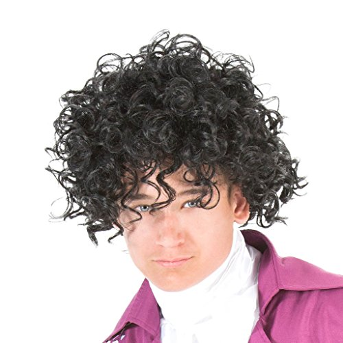 Prince Music Adult Costume (Prince Wig)