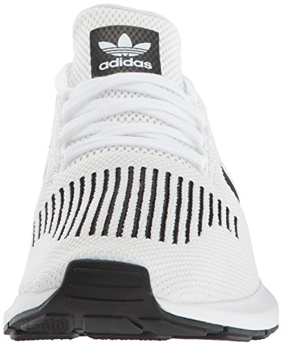 good selling cheap online adidas Men's Swift Running Shoe White/Core Black/Medium Grey Heather nicekicks online buy cheap store Bfi18iKAh