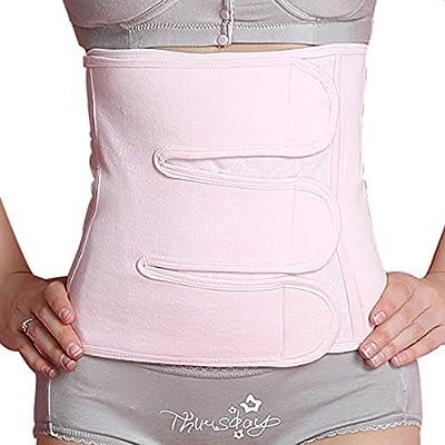 Women Postpartum Belly Band Comfortable Breathable Waist Trimmer Belt