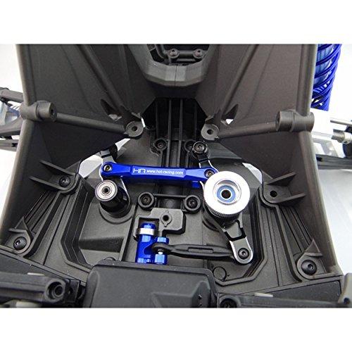 Hot Racing Xmx48M06 Aluminum Servo Saver Bellcrank Steering for Traxxas X-Maxx