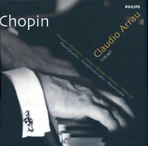 Chopin: Piano Music/Piano Conc...