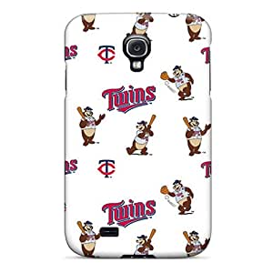 Galaxy S4 Cover Case - Eco-friendly Packaging(minnesota Twins)