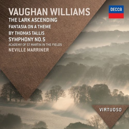 - Vaughan Williams: Greensleeves; The Lark Ascending (Virtuoso series) by Academy of St. Martin in the Fields