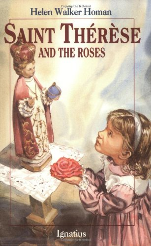 Saint Therese and the Roses (Vision Books -