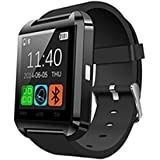 DOESIT Touch Screen Smartwatch U8 Bluetooth Smart Watch for Samsung Galaxy HTC Nexus Sony LG Huawei Android Smartphones