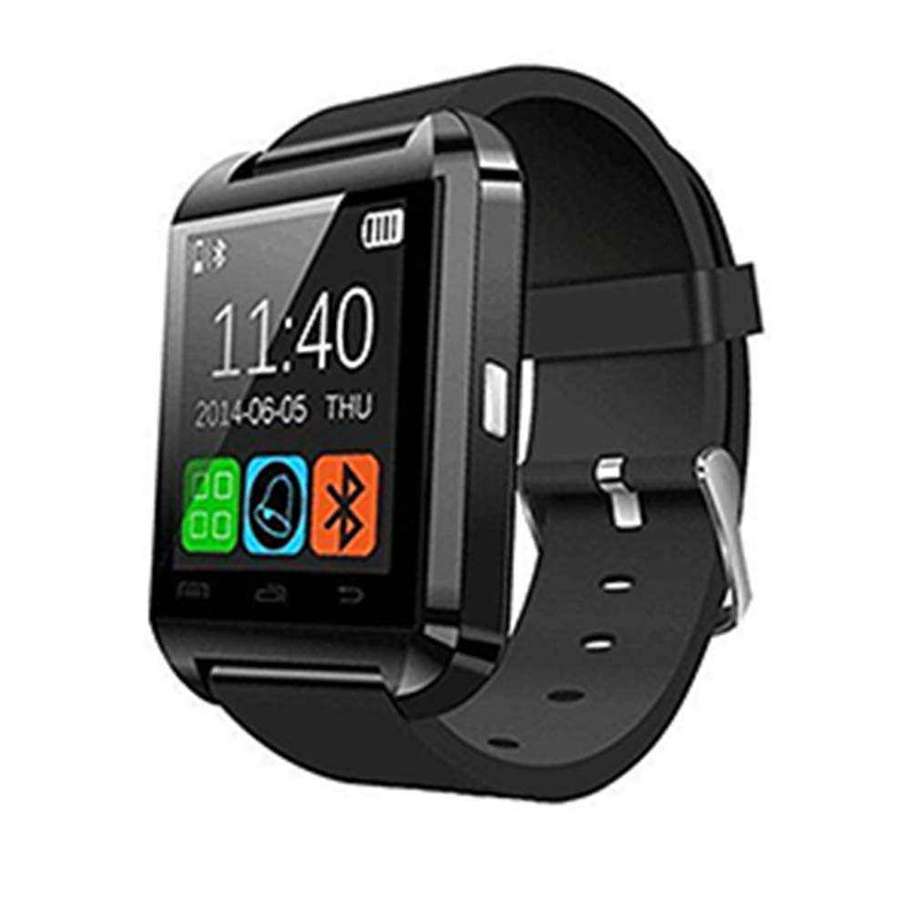 DOESIT Touch Screen Smartwatch U8 Bluetooth Smart Watch for Samsung Galaxy HTC Nexus Sony LG Huawei Android Smartphones by DOESIT