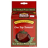 Rustic Crust Pizza Sauce Kit Packets, 12-Ounce (Pack of 6)