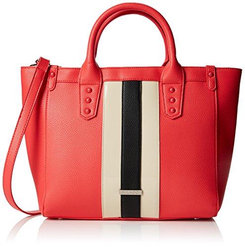 Red Donna Bulaggi Handbag Borsa Rosso con Bennett Maniglia qH1FUw