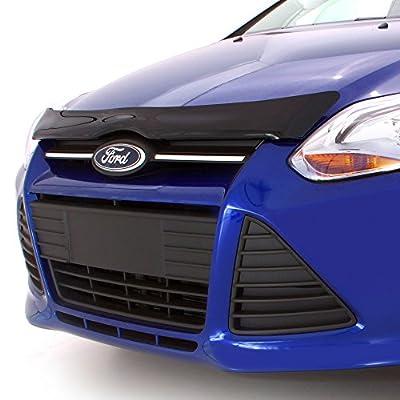 Auto Ventshade 20059 Carflector Dark Smoke Hood Shield for 2014-2020 Toyota Highlander: Automotive