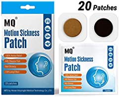 ★ No longer let motion sickness ruin your journey, no longer let dizziness and nausea affect your good life! ★       ✔ Patch Advantages:       This motion sickness patch is characterized by high quality, quick effect and no side effec...