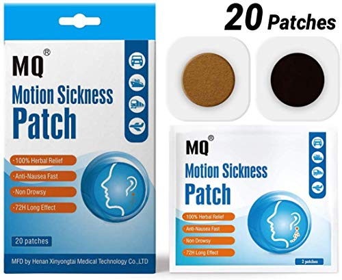 Motion Sickness Patch Dizziness Airplanes product image