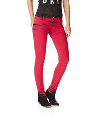 c87ee2b26c1a7 Amazon.com: Aeropostale Womens Lola Overdyed Jegging Skinny Fit ...